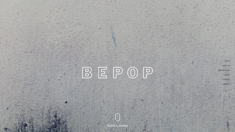 BEPOPロゴ